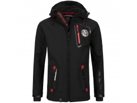 GEOGRAPHICAL NORWAY MOŠKA SOFTSHELL JAKNA TELEPHERIQUE 2017 BLACK