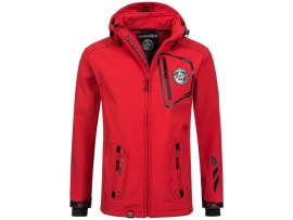 GEOGRAPHICAL NORWAY MOŠKA SOFTSHELL JAKNA TELEPHERIQUE 2017 RED