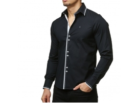 CARISMA SLIM FIT SRAJCA 8245 BLACK