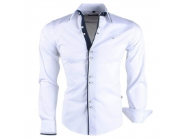 CARISMA SLIM FIT SRAJCA 8245 WHITE