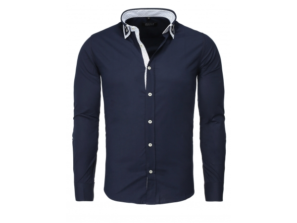 CARISMA SLIM FIT COLOMBO NAVY