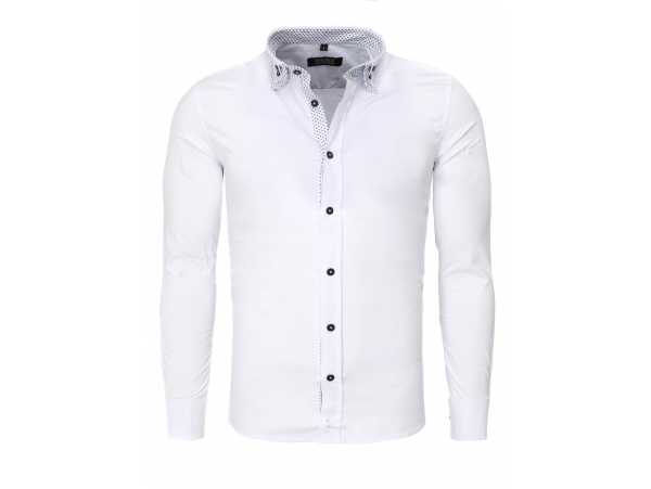 CARISMA SLIM FIT COLOMBO WHITE
