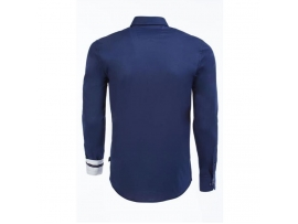 CARISMA SLIM FIT SRAJCA STAND UP COLLAR NAVY
