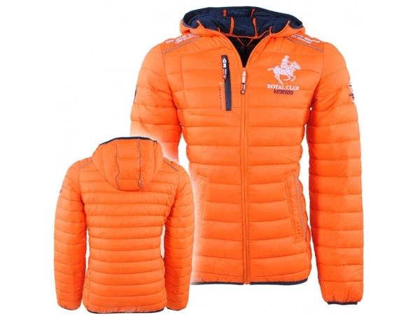 GEOGRAPHICAL NORWAY MOŠKA  BUNDA  BRYAN ORANGE