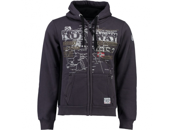 GEOGRAPHICAL NORWAY JOPICA S KAPUCO GABATEL GREY