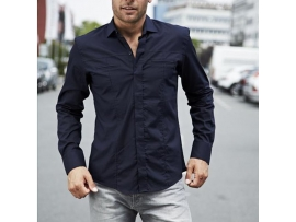 CARISMA SLIM FIT SHIRT 8110 NAVY