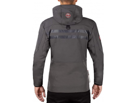 GEOGRAPHICAL NORWAY SOFTSHELL JAKNA ROYAUTE BS GREY
