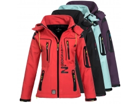 GEOGRAPHICAL NORWAY ŽENSKA SOFTSHELL JAKNA TEHILA PURPLE