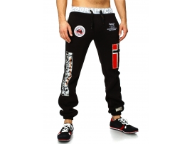 GEOGRAPHICAL NORWAY MEN JOGGING PANT MYER BLACK