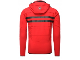 ELEGANTNA MOŠKA GEOGRAPHICAL NORWAY SOFTSHELL JAKNA RIVOLI RED