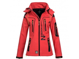 GEOGRAPHICAL NORWAY ŽENSKA SOFTSHELL JAKNA TEHILA  CORAIL