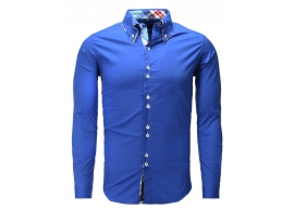 CARISMA SLIM FIT SRAJCA H-110 BLUE