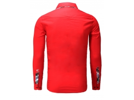 CARISMA SLIM FIT SRAJCA H-110 RED