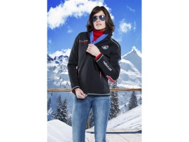 WOMEN SOFTSHELL JACKET NEBULUS
