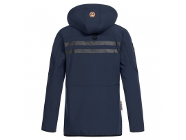 ELEGANTNA MOŠKA GEOGRAPHICAL NORWAY SOFTSHELL JAKNA ROYAUTE NAVY