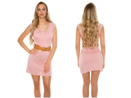 MINIDRESS ROSA