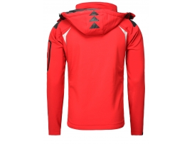 GEOGRAPHICAL NORWAY TECHNO SOFTSHELL FUNKTIONS OUTDOOR JAKNA RED