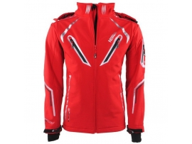 ELEGANTNA MOŠKA GEOGRAPHICAL NORWAY SOFTSHELL JAKNA TCHOUM 2019 RED