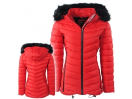 GEOGRAPHICAL NORWAY ŽENSKA JAKNA BOODTIME RED
