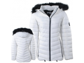 GEOGRAPHICAL NORWAY ŽENSKA JAKNA BOODTIME WHITE