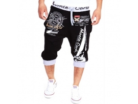 CAPRI JOGGING PANTS MARINE TEAM BLACK GREY