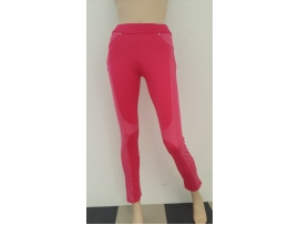 TREGGINGS HLAČE FASHION PINK
