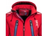 GEOGRAPHICAL NORWAY TARZAN SOFTSHELL RED