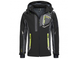 ELEGANTNA MOŠKA GEOGRAPHICAL NORWAY SOFTSHELL JAKNA TIXON 2018 BLACK