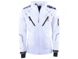 ELEGANTNA MOŠKA GEOGRAPHICAL NORWAY SOFTSHELL JAKNA TCHOUM 2019 WHITE