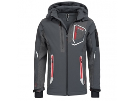 ELEGANTNA MOŠKA GEOGRAPHICAL NORWAY SOFTSHELL JAKNA TIXON 2018 GREY