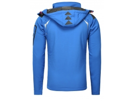GEOGRAPHICAL NORWAY TECHNO SOFTSHELL FUNKTIONS OUTDOOR JAKNA ROYAL BLUE