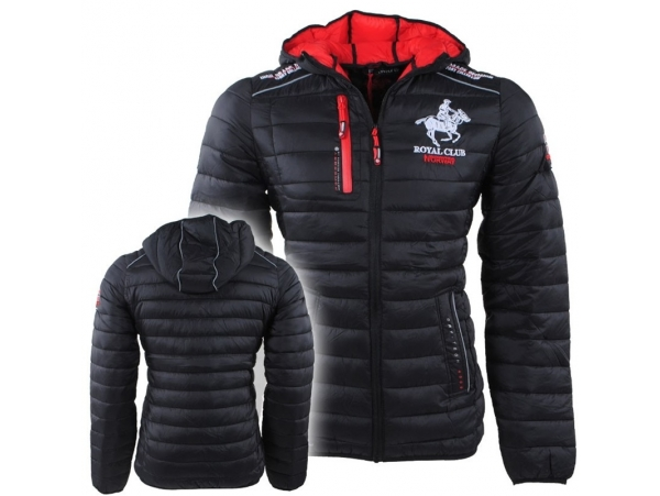 GEOGRAPHICAL NORWAY MOŠKA  BUNDA  BRYAN BLACK